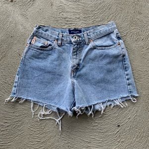 VNG GUESS High Rise Shorts